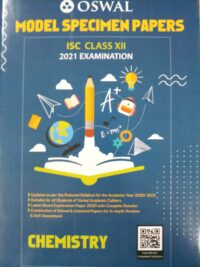 Model Specimen Papers ISC XII Chemistry