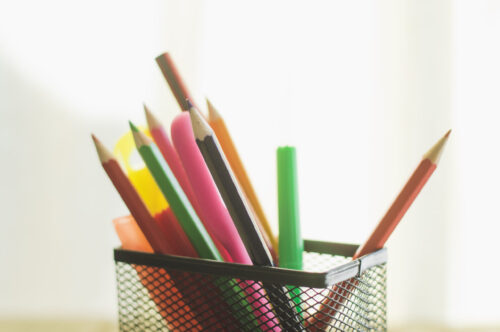 Pen and Pencil Stands