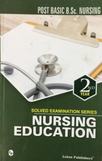 PB BSc Nursing Education Solved Paper