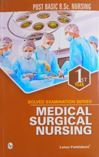 PB BSc Medical Surgical 1st Year Solved Paper