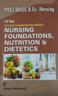 PB BSc Foundation , Nutrition, & Dietetics 1st Year Solved Lotus