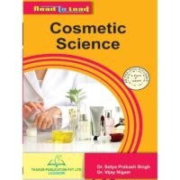 Cosmetic Science BPharma 8th Sem Thakur Publication Notes