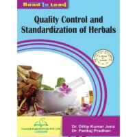 Quality Control And Standardization of Herbal BPharma 8th Sem Thakur Publication Notes