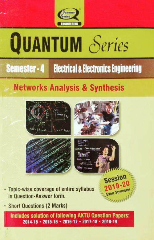 Quantum Network Analysis and Synthesis 4th Sem Electrical and Electronics AKTU