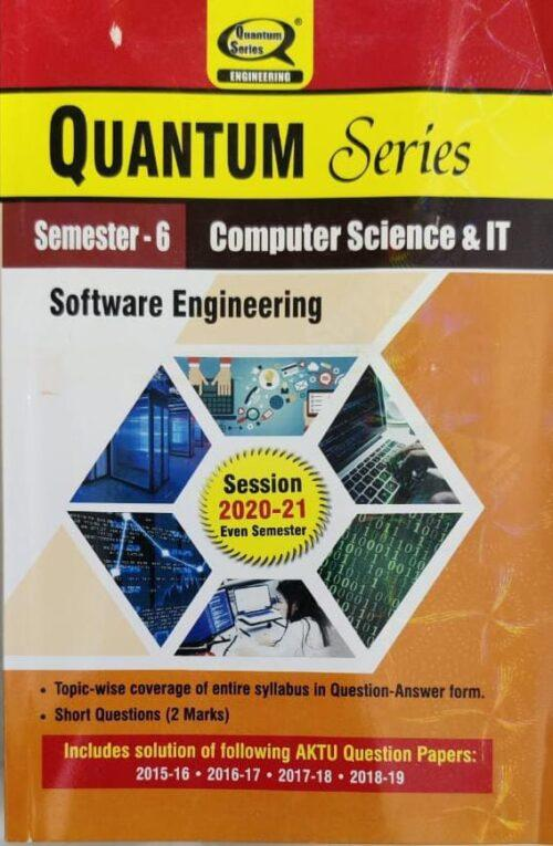 Quantum Series Software Engineering for BTech 6th Sem