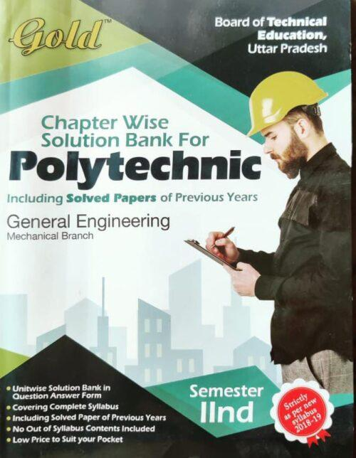 Gold Question Bank Polytechnic General Engineering 2nd Sem