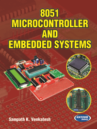 8051 Microcontroller And Embedded System By Sampath K Vankatesh
