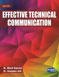 Effective Technical Communication By Dr Bharti Kukreja