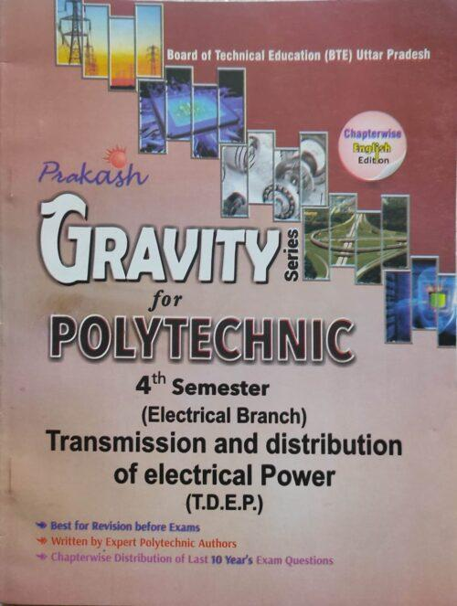 Gravity Series Transmission And Distribution of Electrical Power 4th Sem