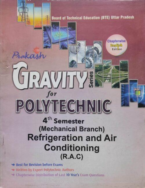 Gravity Series Refigeration And Air Conditioning 4th Sem