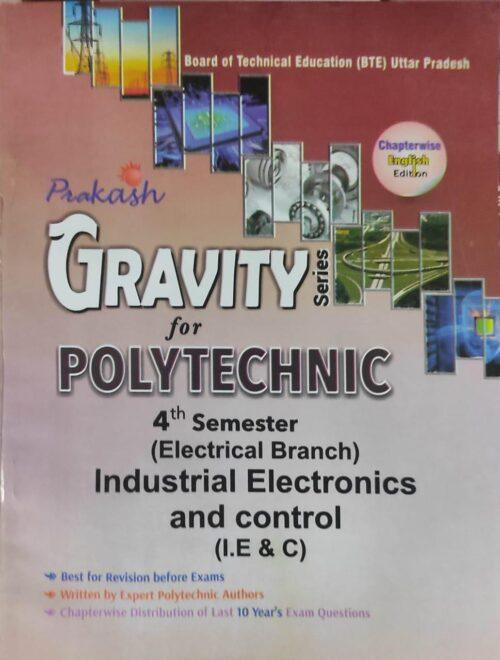 Gravity Series Industrial Electronics And Control 4th Sem