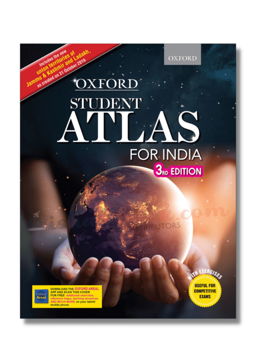 Oxford Atlas For India 3rd Edition