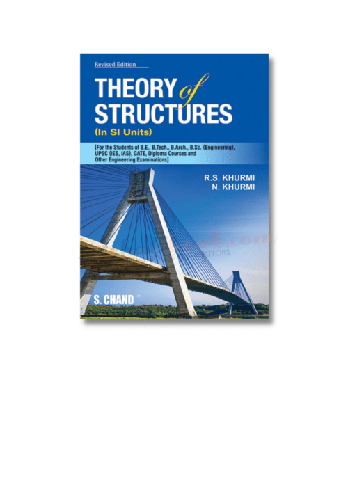 Theory of Structures By R S Khurmi