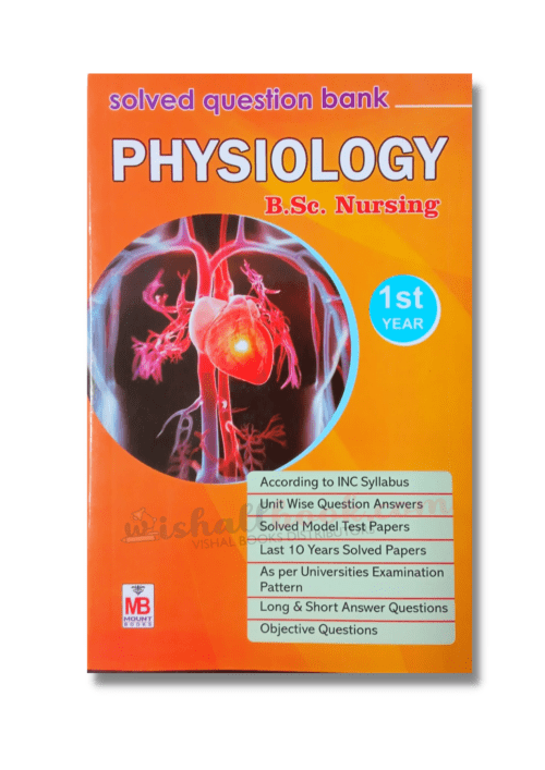 Mount BSc Nursing 1st Year Solved Papers