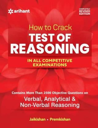 How to Crack Test of Reasoning By Jaikishan