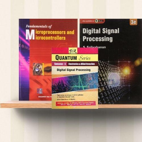 Electronics and Allied Branches 5th Semester Books
