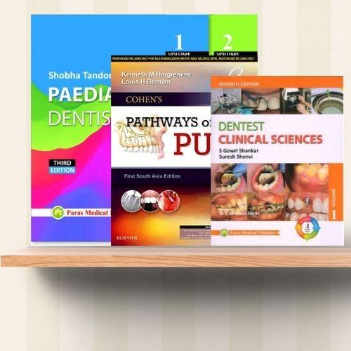 BDS 4th Year Books