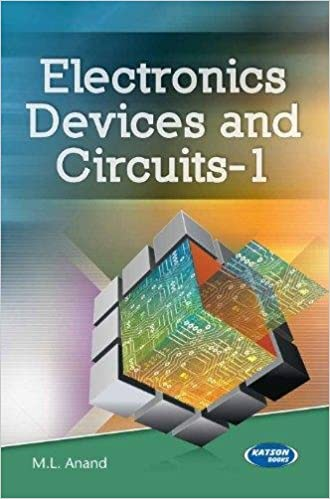 Electronic Devices And Circuits By ML Anand
