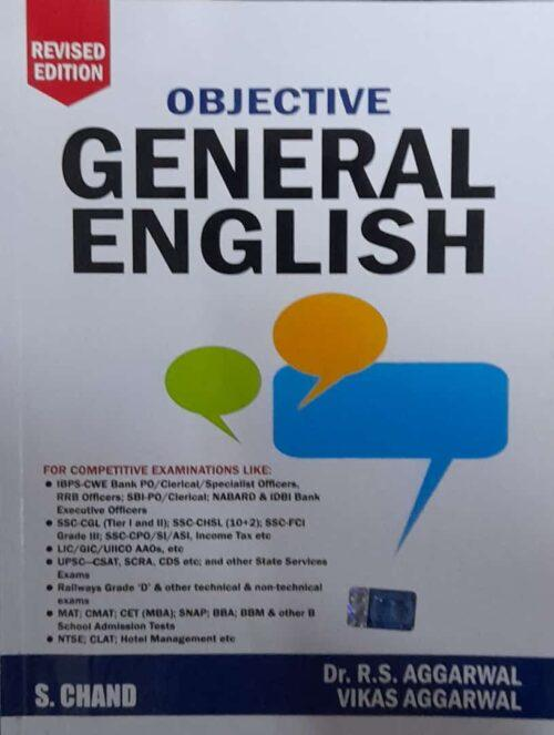 Objective General English By Dr RS Aggarwal Revised Edition