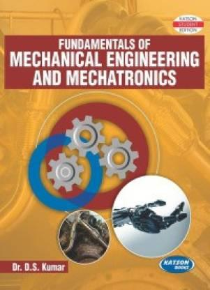 Fundamentals Of Mechanical Engg And Mechatronics